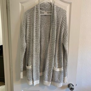 A New Day Textured Cardigan